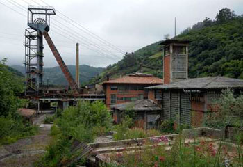 cuencas mineras