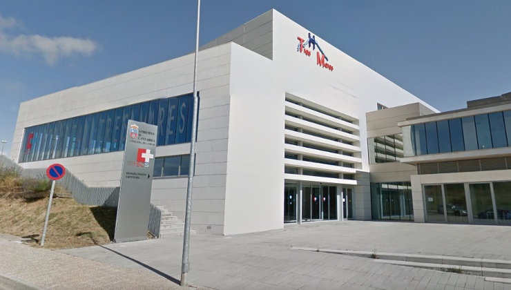 Hospital Tres Mares Reinosa